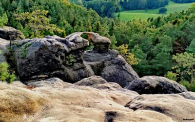 Okruh Příhrazskými skalami